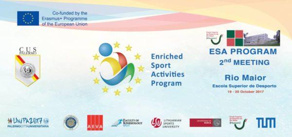 Esa program – II. Transnational project meeting