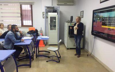 Esa program – Turkish coach education