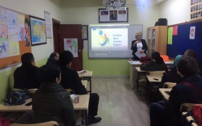 Esa program – Turkish parent education program