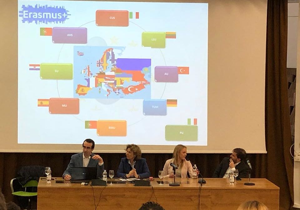 Esa program – Presentation in Granada