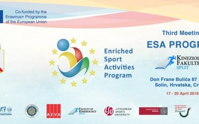 Esa program – III. Transnational meeting in Croatia